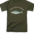 American Shad  by T Shirts R Us -