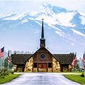 American Soldiers Chapel by Nancy Forehand