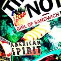 American Spirit by Joana Lana