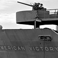 American Victory Ship by David Lee Thompson