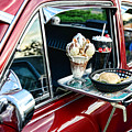 Americana - The Car Hop by Paul Ward