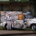 Americana -  We Sell Ice Cream by Mike Savad