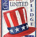 Americana Patriotic by Debbie DeWitt