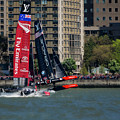 America's Cup Nyc New York by Susan Candelario