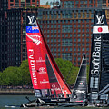 America's Cup World Series New York by Susan Candelario