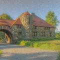 Ames H H Richardson Gatelodge by Bill McEntee