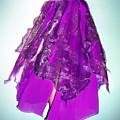 Ameynra Fashion - Iris Skirt by Sofia Metal Queen