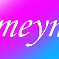 Ameynra - Logo 003 by Sofia Metal Queen
