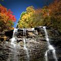 Amicalola Falls by Dick Goodman