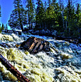 Amincon River Rootbeer Falls by Tommy Anderson