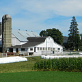 Amish Farm - Lancaster 02 by Emmy Vickers