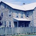 Amish Home by Angie Tirado