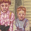 Amish Siblings by Jean Haynes