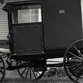 Amish Wagon _pa by Kathleen K Parker