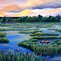 Amongst The Reeds by Renate Nadi Wesley
