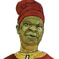 Amos Tutuola by Emmanuel Baliyanga