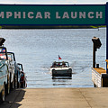 Amphicar Launch by David Lee Thompson