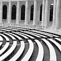 Amphitheatre Washington by Vijay Sharon Govender