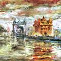 Amritsar Palace by Miquel Cazanya
