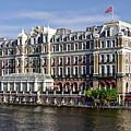 Amstel Amsterdam Hotel by Anthony Dezenzio