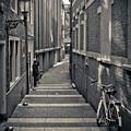 Amsterdam by Adam Romanowicz