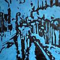 Amsterdam At Night by Ericka Herazo