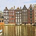 Amsterdam Canal by Giancarlo Liguori