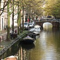 Amsterdam Canal by Giovanni Sollazzo