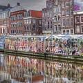 Amsterdam Flower Market by Mark Reinnoldt