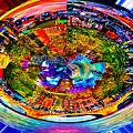 Amsterdam Frisbee by Ron Fleishman