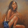 Amsterdam Girl by David Bader