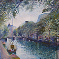 Amsterdam Holland 1997.  by Enver Larney