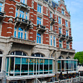 Amsterdam Holland Canal Hotel Restaurant by Just Eclectic
