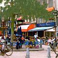 Amsterdam by Kurt Van Wagner