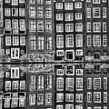 Amsterdam Reflections by Bill Lindsay