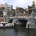 Amsterdam Scene by Sally Weigand