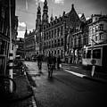 Amsterdam Street by Mickey Stellavato