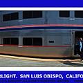Amtrak San Luis Obispo by Michael Moore