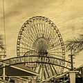 Amusement Park Vintage by Tod and Cynthia Grubbs