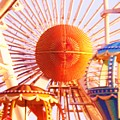 Amusement Rides by Eric  Schiabor