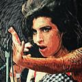 Amy Winehouse by Zapista