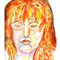 Face Planes by Debbie Davidsohn