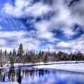 An Adirondack Winter by David Patterson