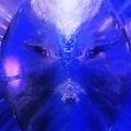 An Alien Visage  by David Lane
