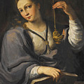 An Allegory Of Wisdom by Attributed to Giovanni Domenico Cerrini