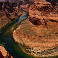 An Amazing Place - Horseshoe Bend by Christiane Schulze Art And Photography