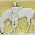 An Amazon Watering Her Horse, Rome by Hans von Marees