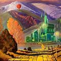 Oz, An American Fairy Tale by Art West