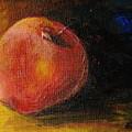 An Apple - A Solitude by Jun Jamosmos