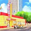 An Atlanta Original - The Varsity by Mark Tisdale